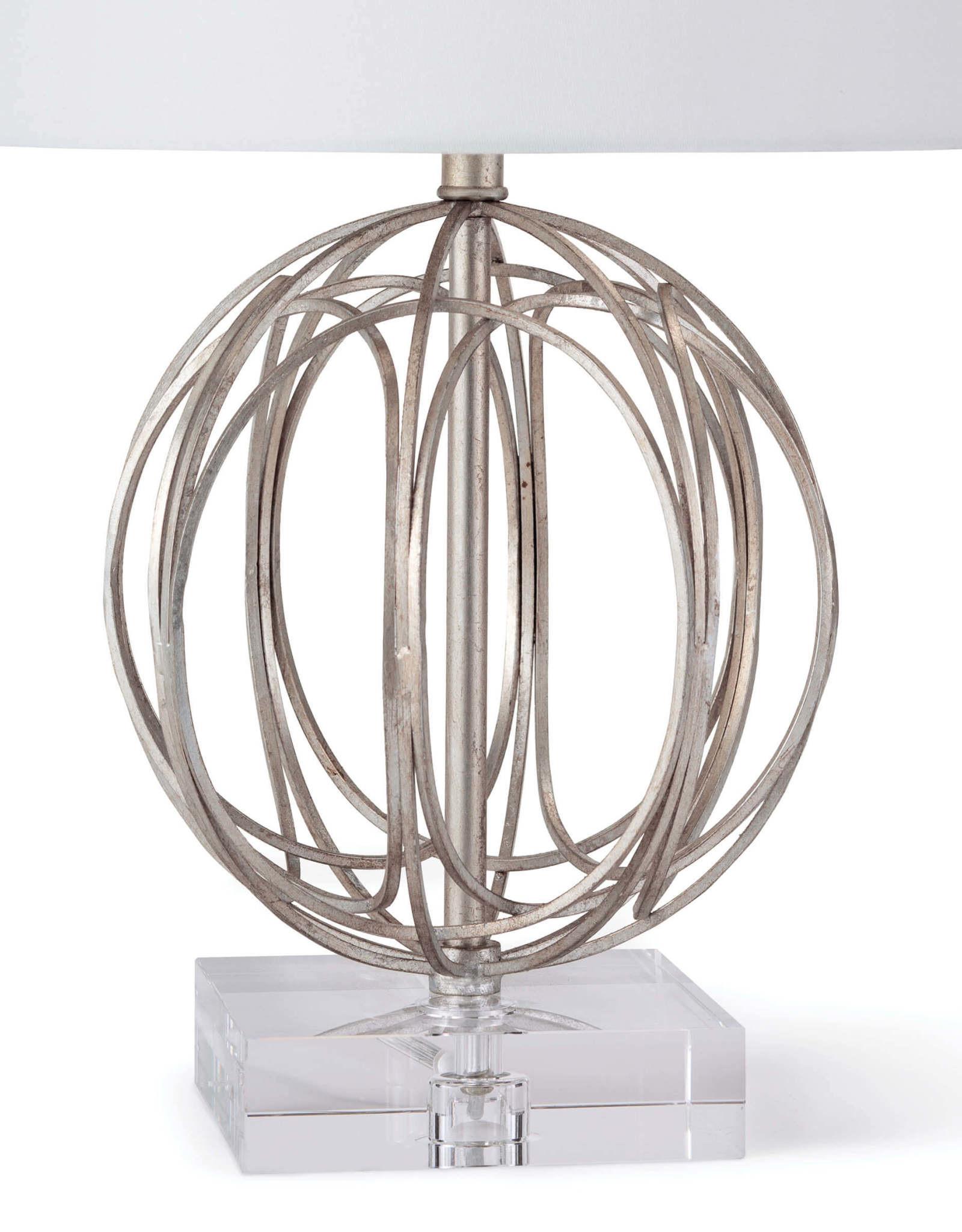 Regina Andrew Design Ofelia Table Lamp (Silver Leaf)