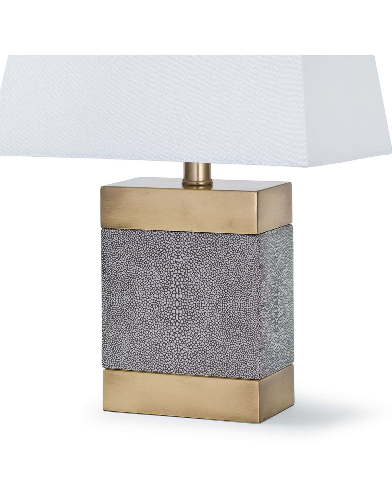Regina Andrew Design Elliot Ceramic Shagreen Table Lamp