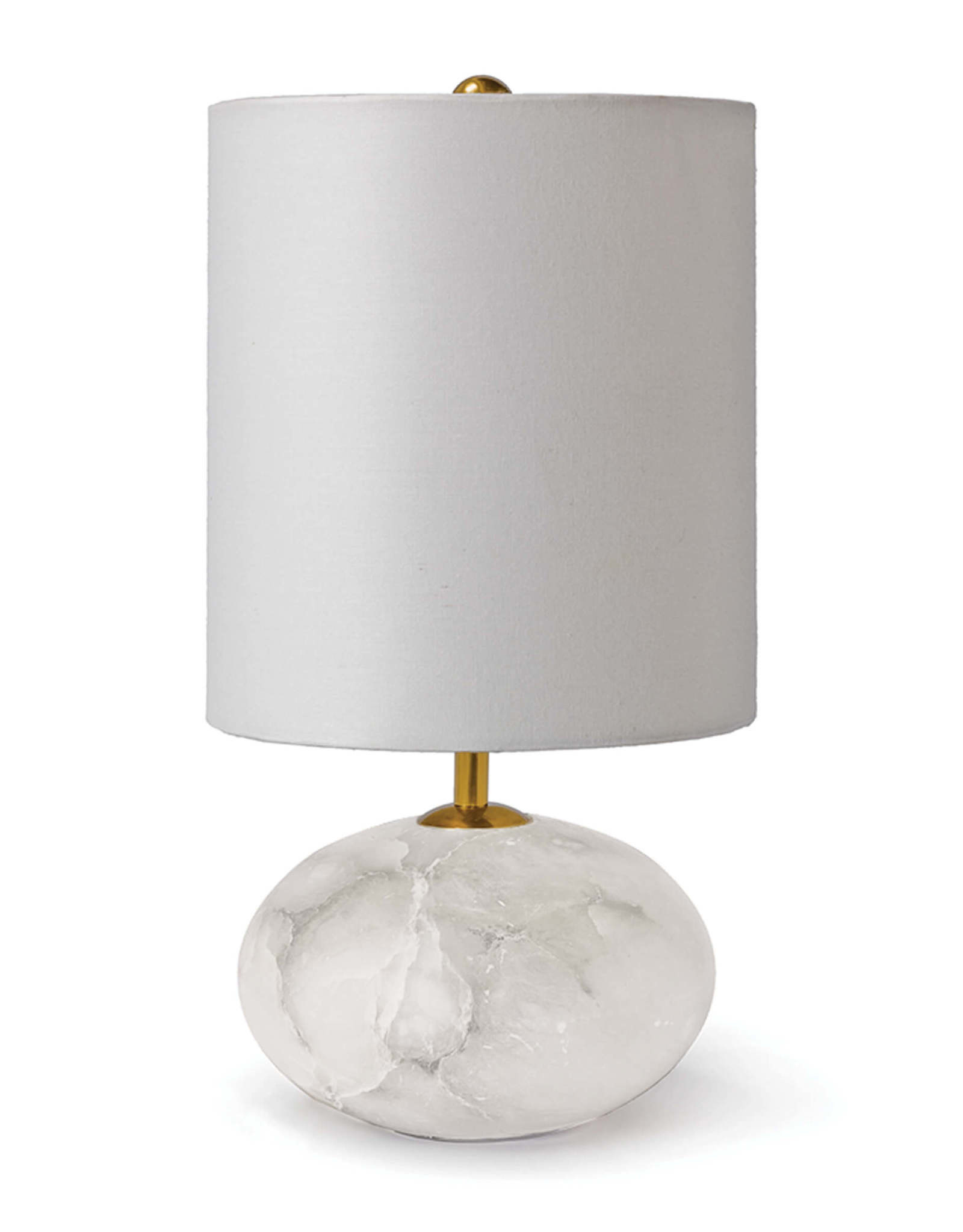 Regina Andrew Design Alabaster Mini Orb Lamp
