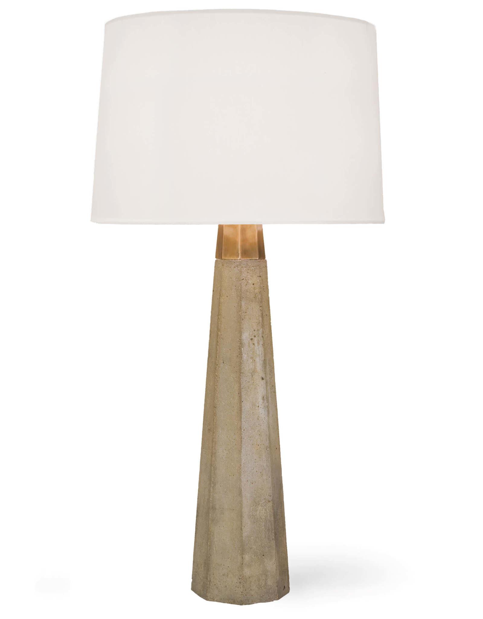 Regina Andrew Design Beretta Concrete Table Lamp