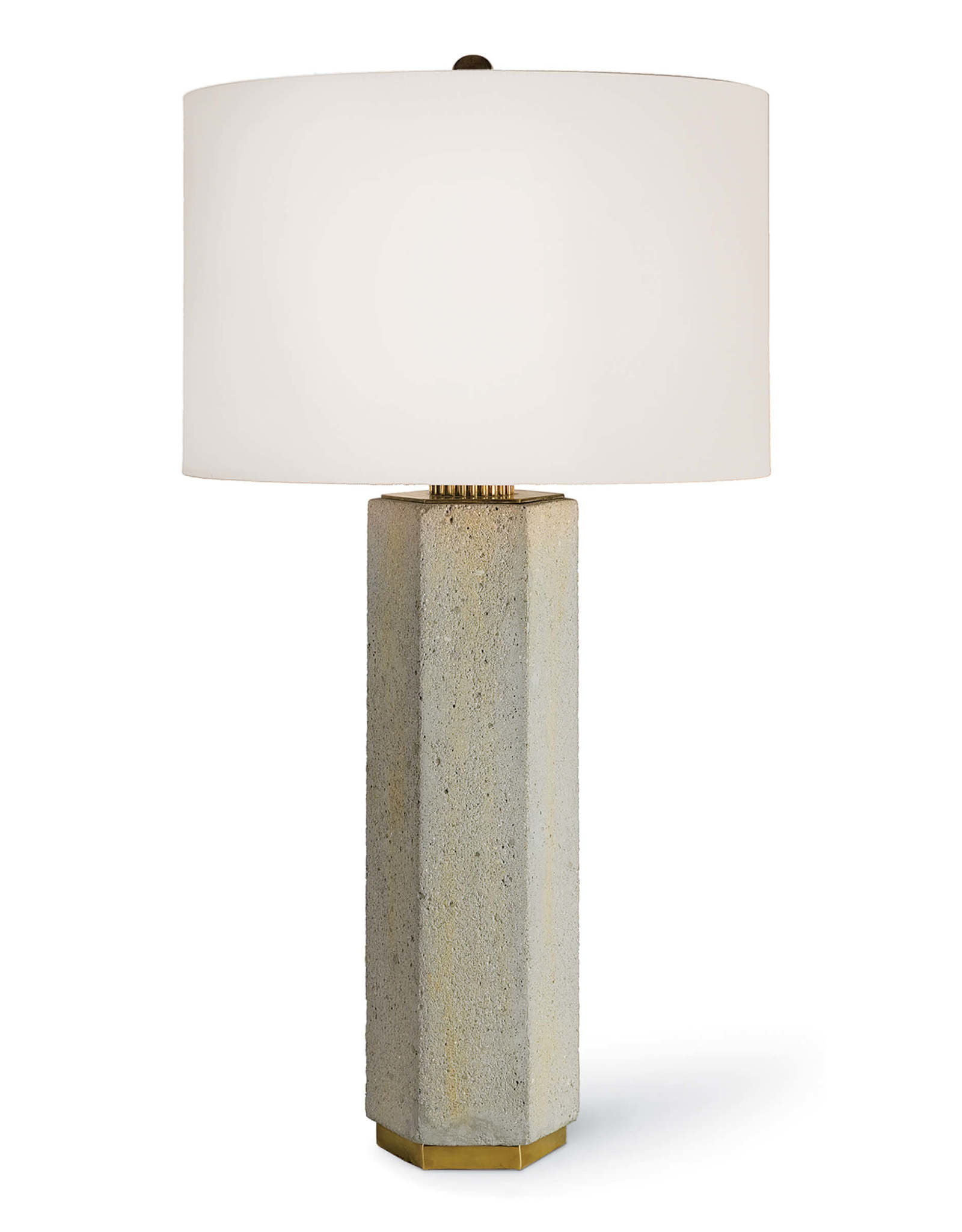 Regina Andrew Design Gear Concrete Table Lamp