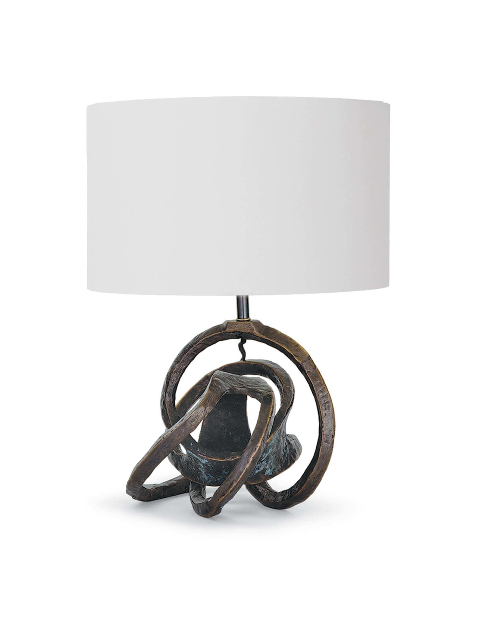 Regina Andrew Design Knot Table Lamp (Bronze)