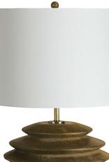 Regina Andrew Design Accordion Table Lamp Round (Natural)