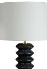 Regina Andrew Design Accordion Table Lamp (Ebony)
