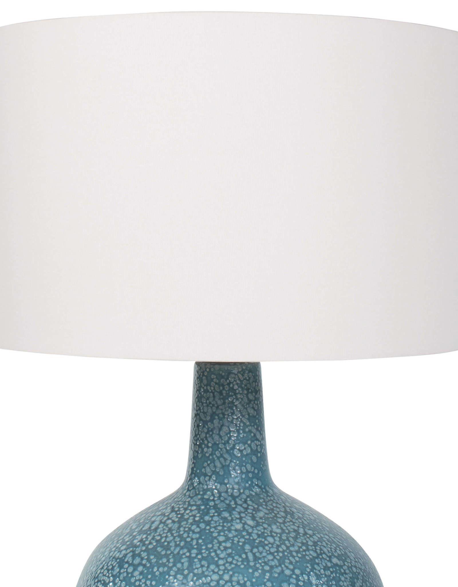 Regina Andrew Design Blue Moon Ii Ceramic Table Lamp