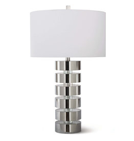 Regina Andrew Design Devon Crystal Table Lamp