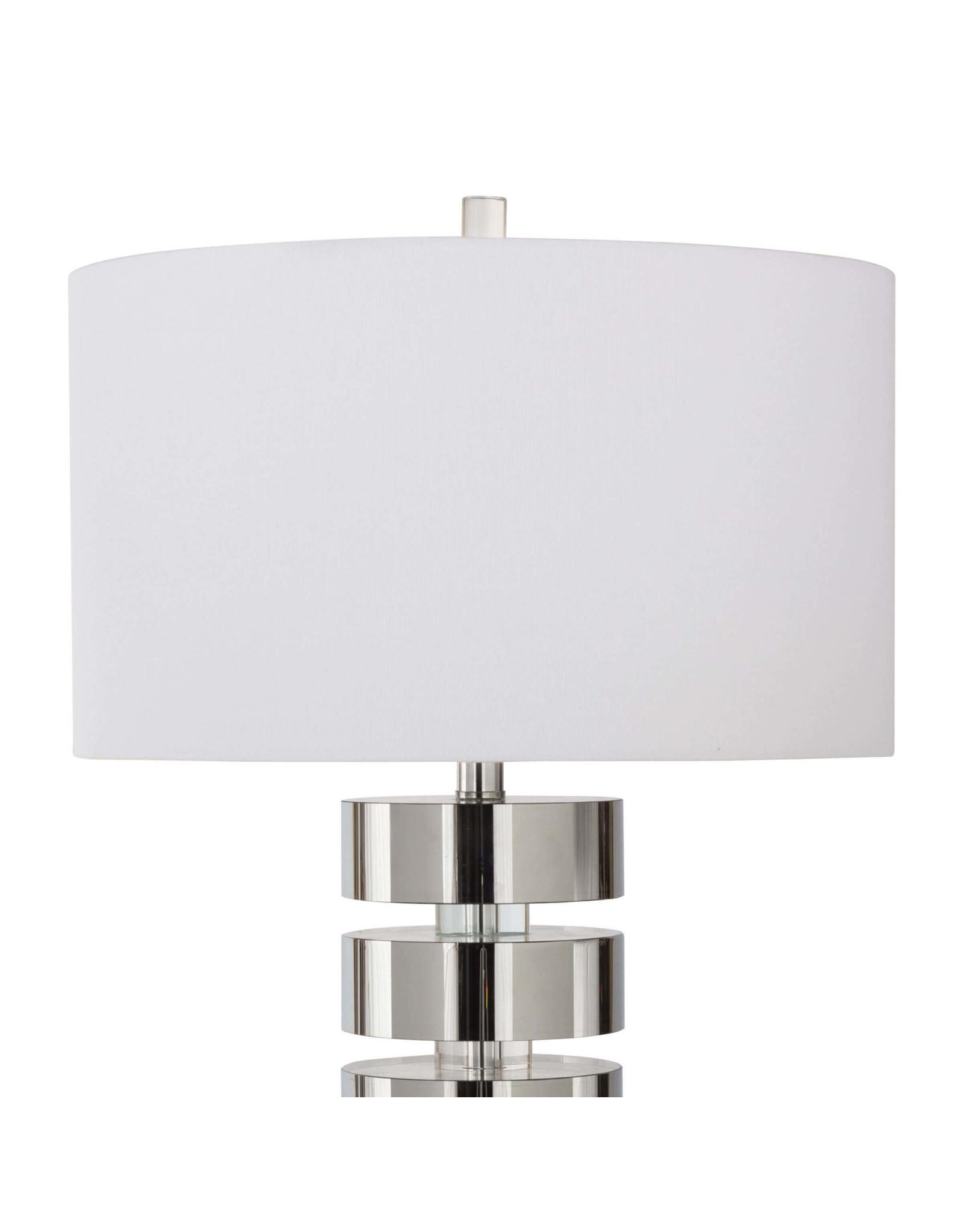 Regina Andrew Design Devon Crystal Table Lamp