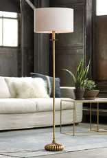 Regina Andrew Design Clove Stem Floor Lamp (Antique Gold Leaf)