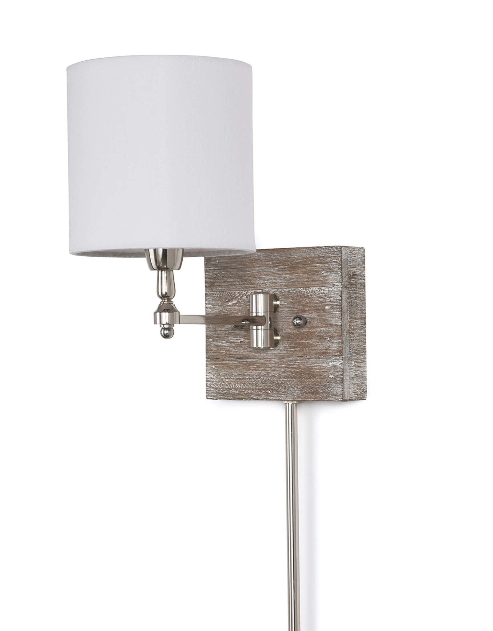 Regina Andrew Design Swing Arm Pinup Sconce