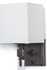 Regina Andrew Design Crystal Tail Sconce (Oil Rubbed Bronze)