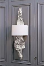 Regina Andrew Design Driftwood Sconce (Ambered Silver Leaf)