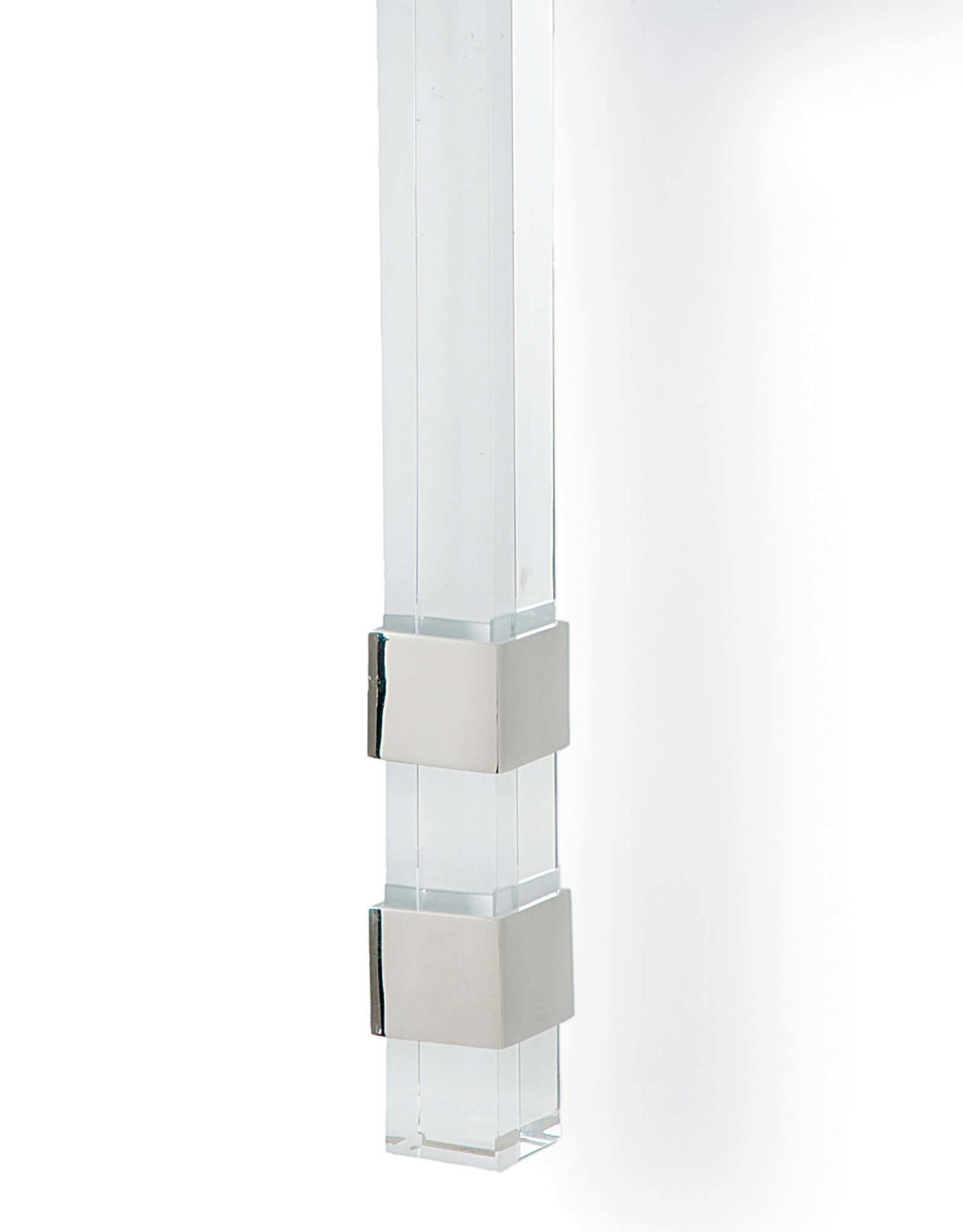 Regina Andrew Design Metro Sconce (Polished Nickel)