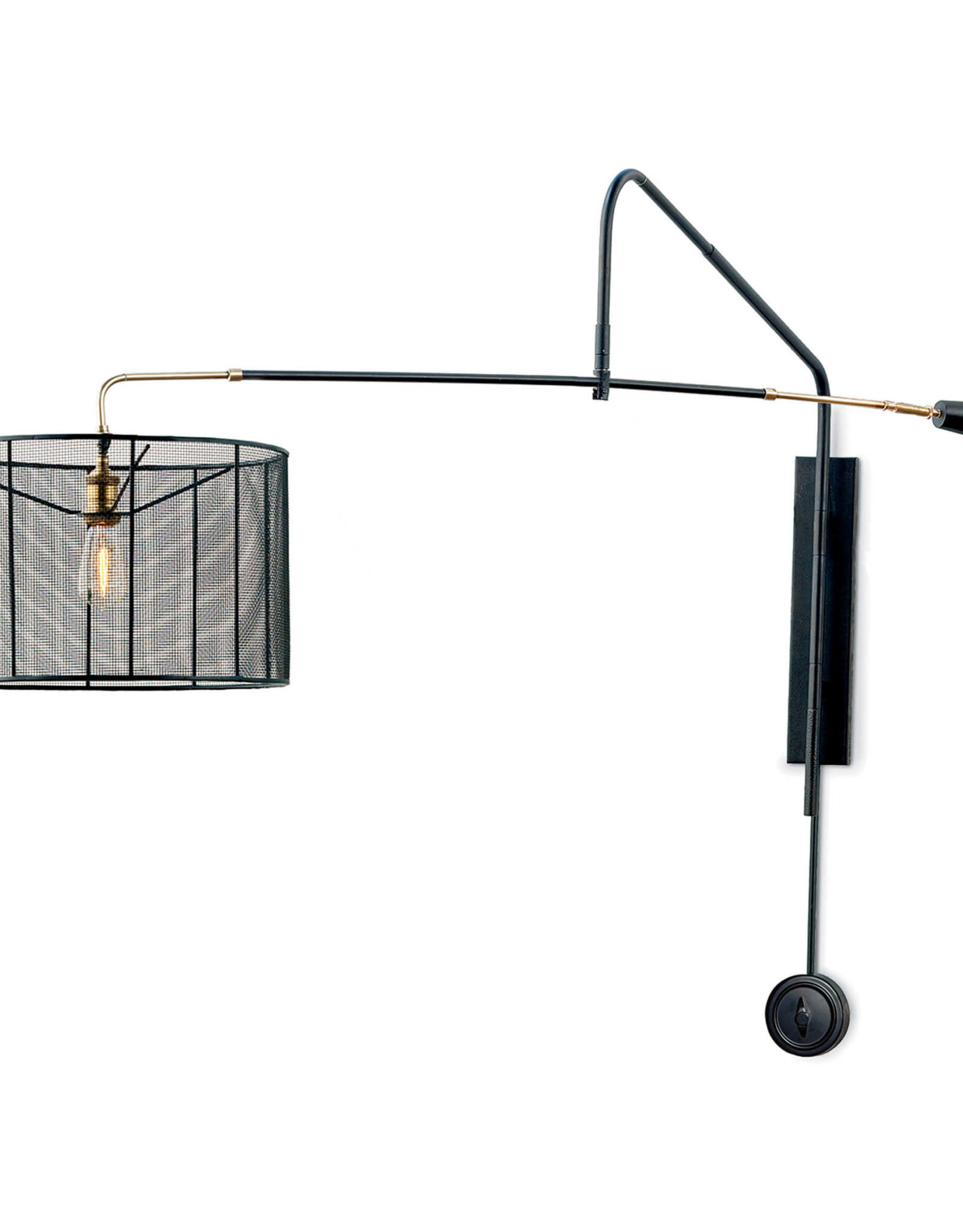 Regina Andrew Design Boom Arm Sconce