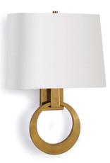 Regina Andrew Design Engagement Sconce (Natural Brass)