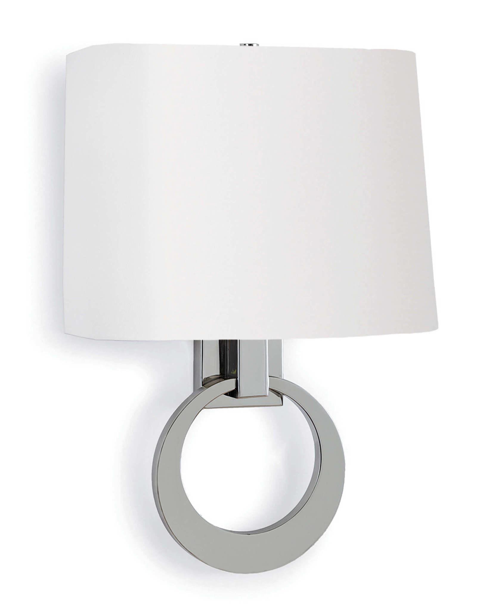 Regina Andrew Design Engagement Sconce (Polished Nickel)