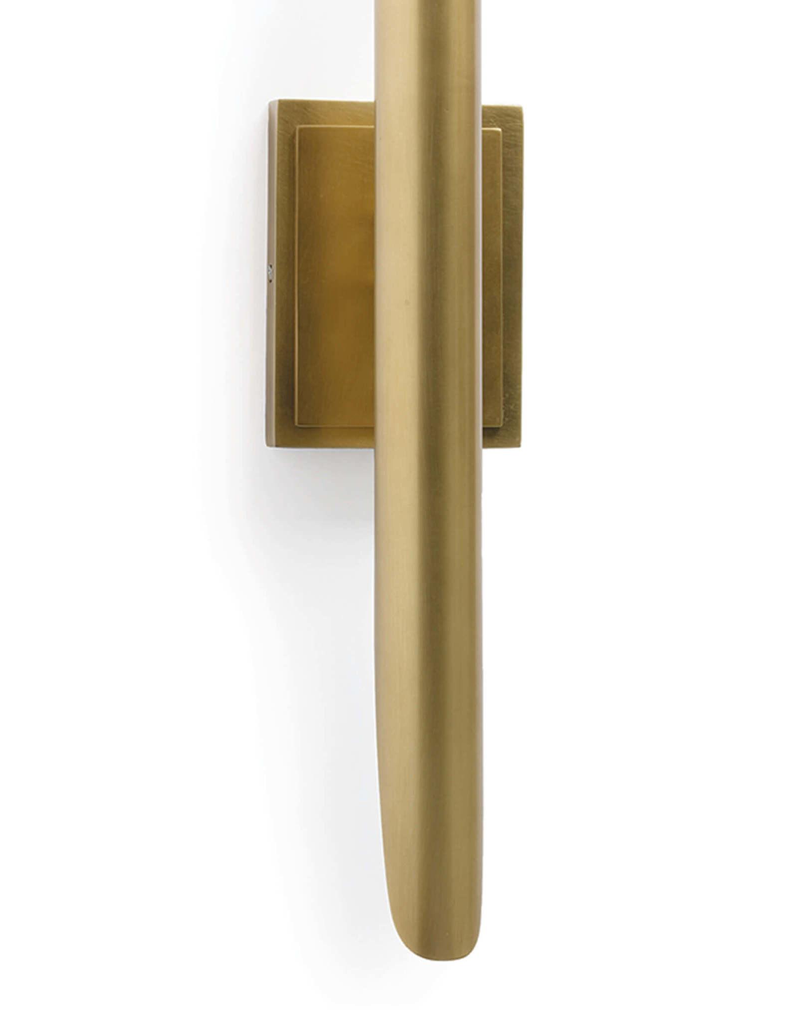 Regina Andrew Design Redford Sconce (Natural Brass)