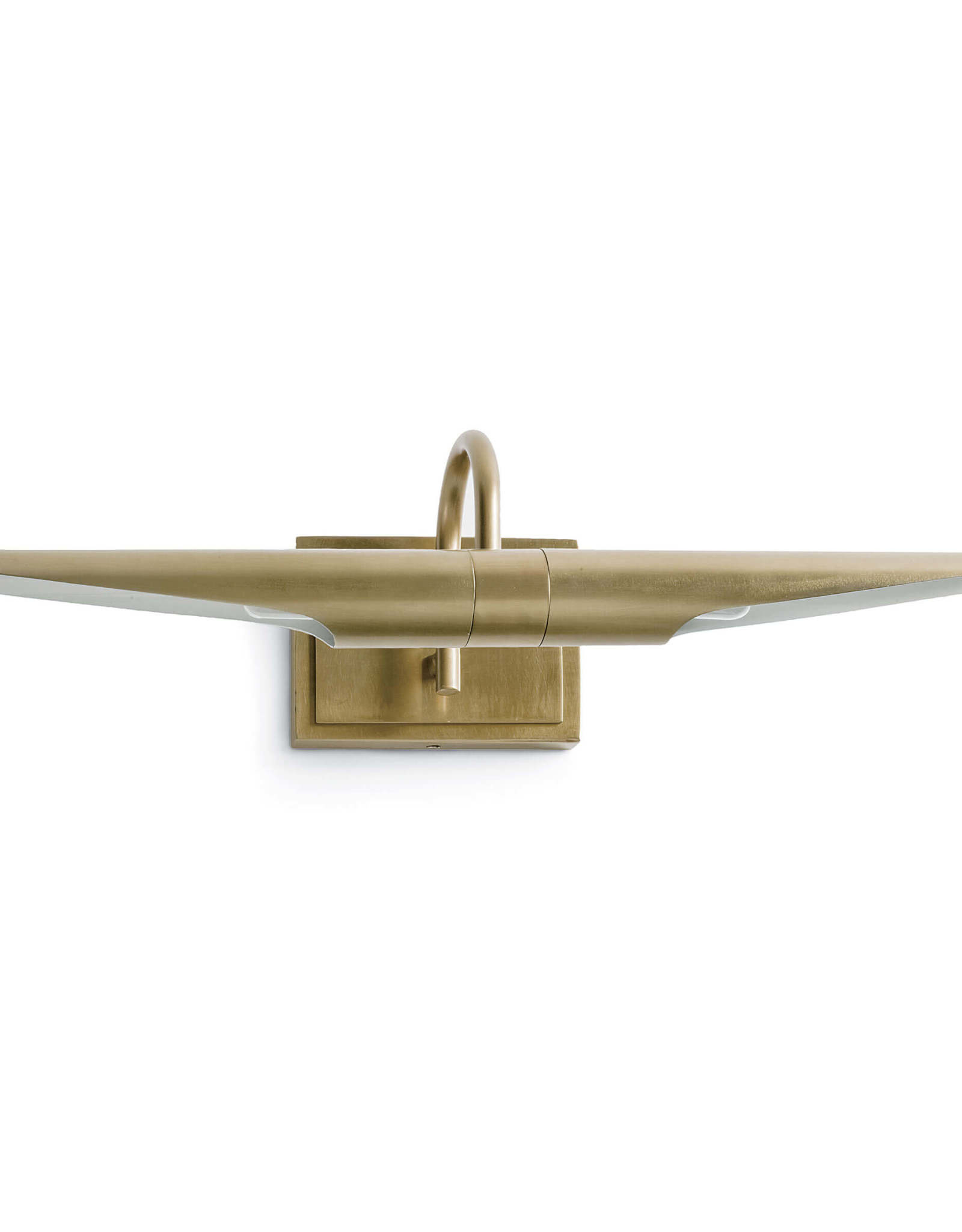 Regina Andrew Design Redford Picture Light Small (Natural Brass)