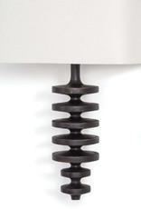 Regina Andrew Design Fishbone Sconce (Ebony)