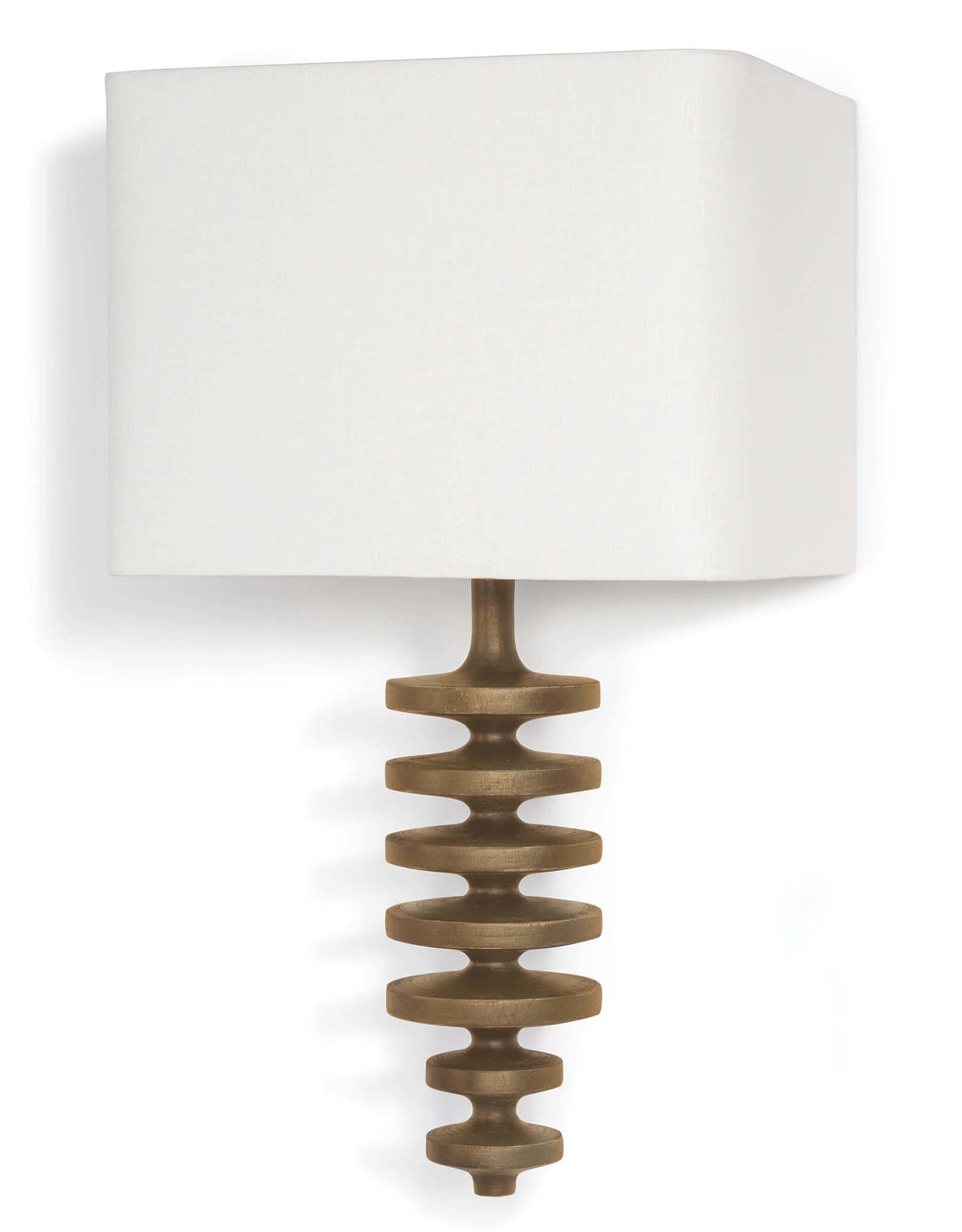 Regina Andrew Design Fishbone Sconce (Natural)