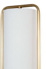 Regina Andrew Design Geo Rectangle Sconce (Natural Brass)
