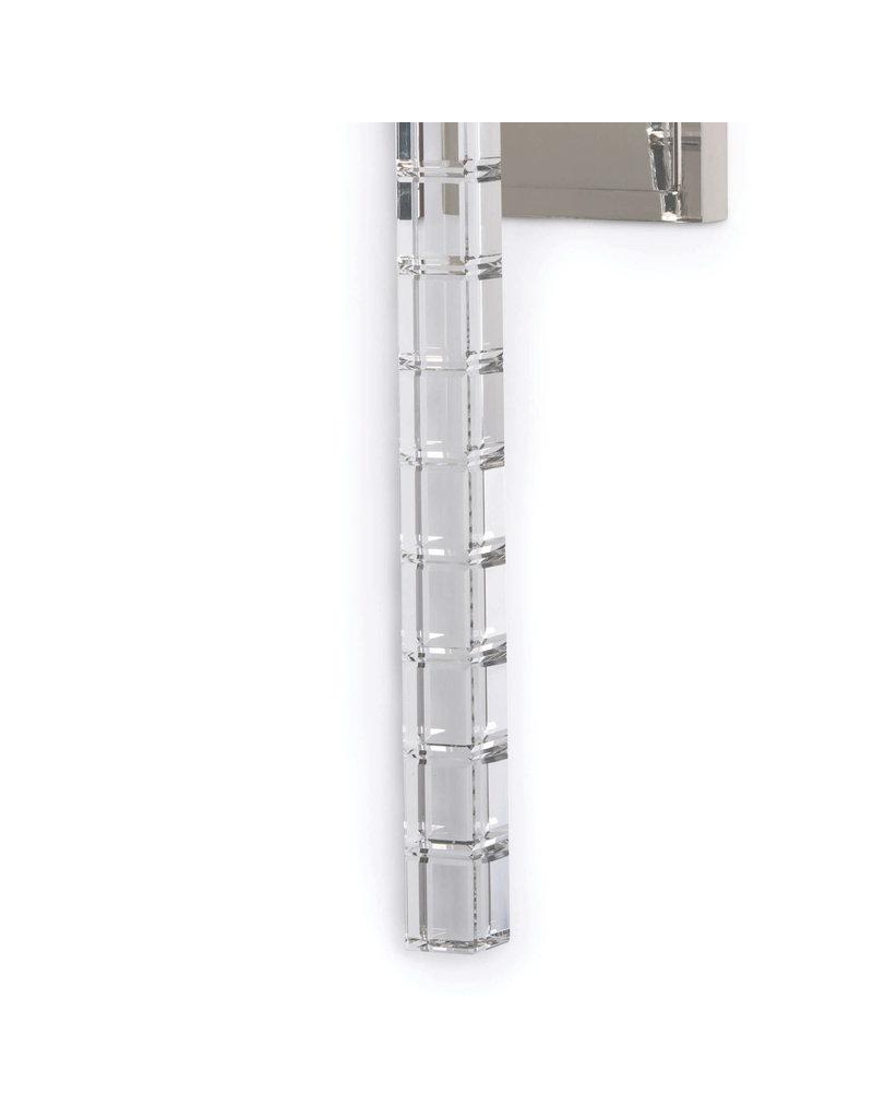 Regina Andrew Design Highball Sconce Large (Polished Nickel)