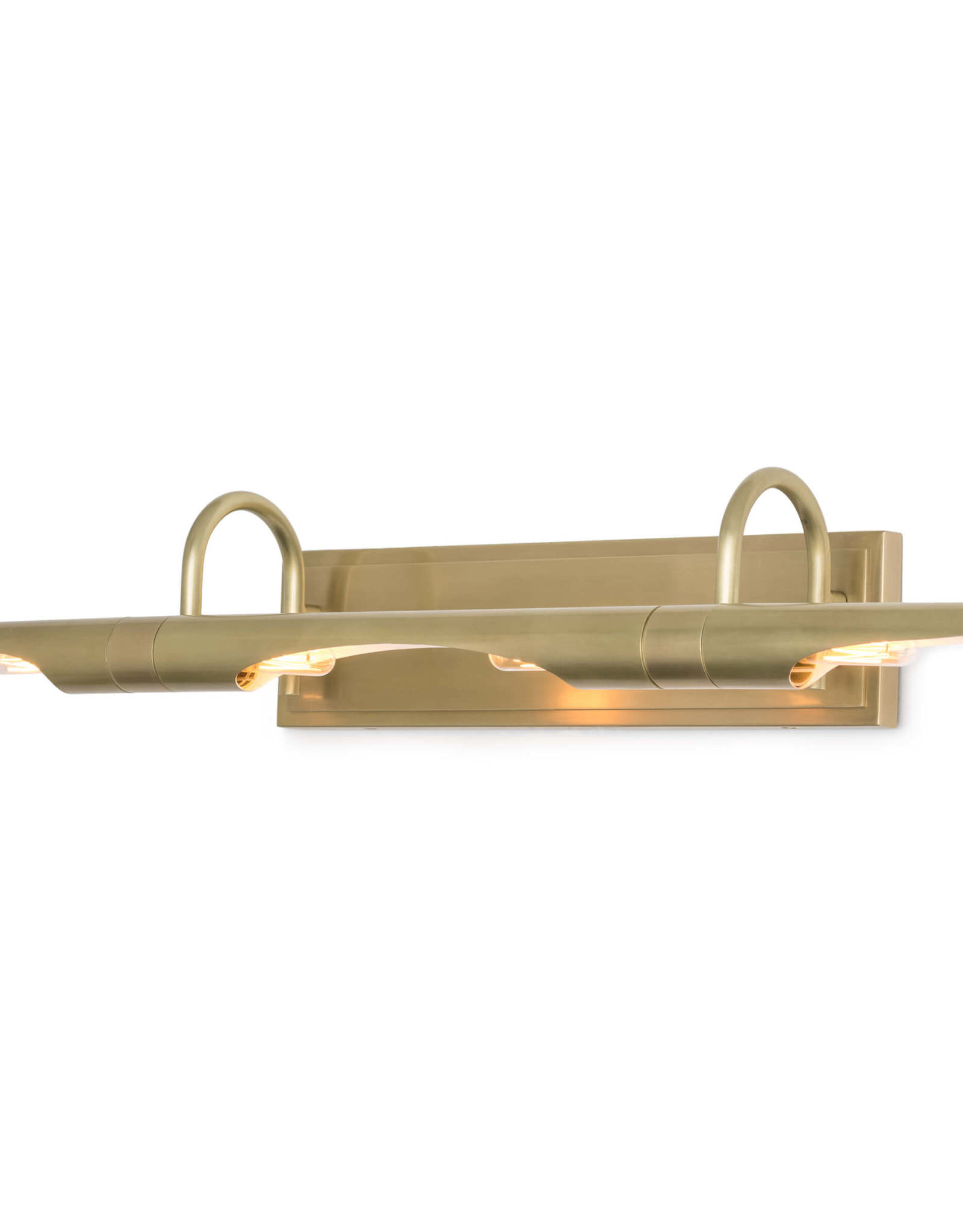 Regina Andrew Design Redford Picture Light Large (Natural Brass)