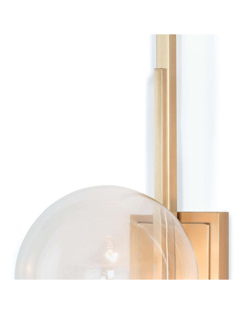 Regina Andrew Design Saturn Sconce (Natural Brass)