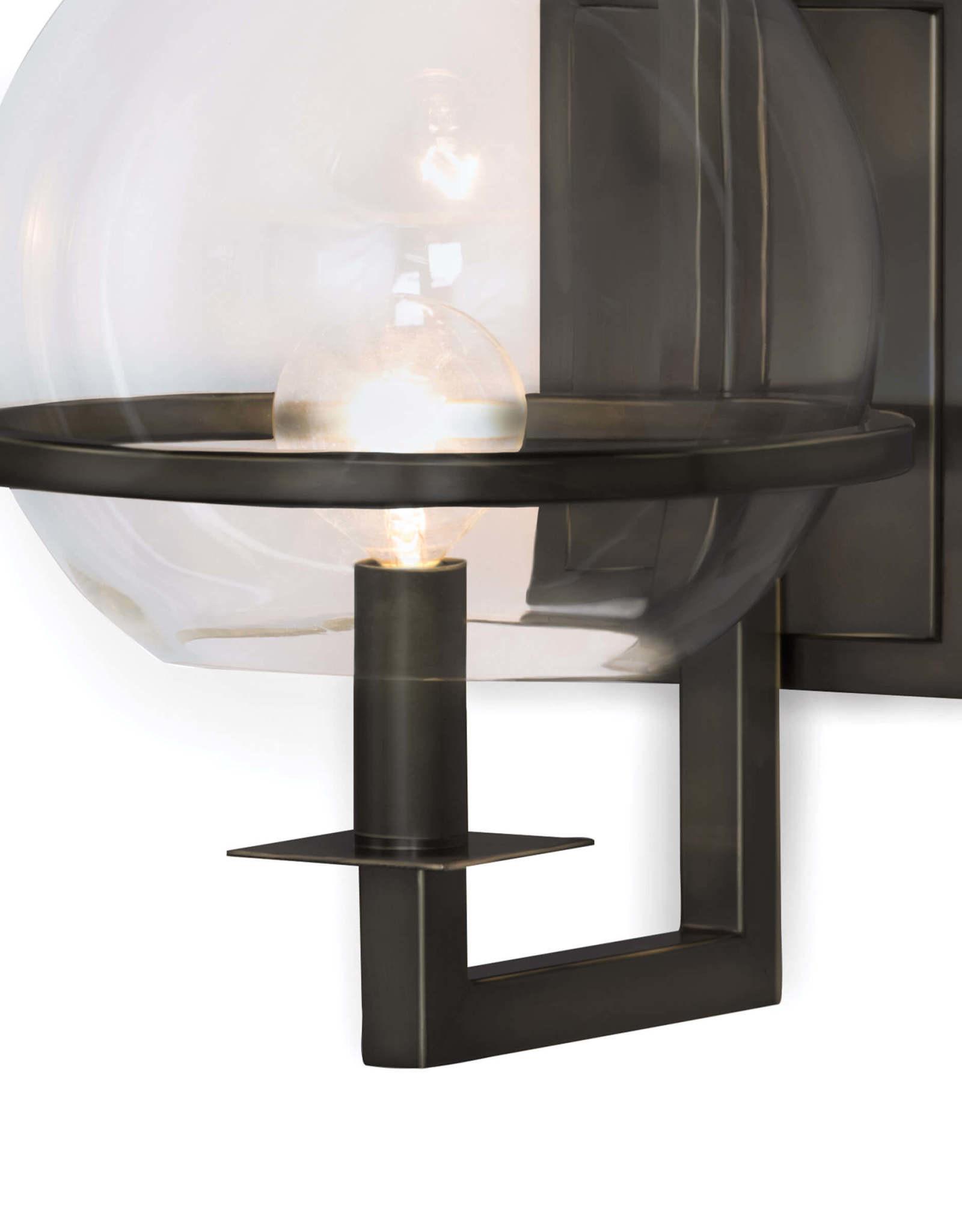 Regina Andrew Design Saturn Sconce (Oil Rubbed Bronze)