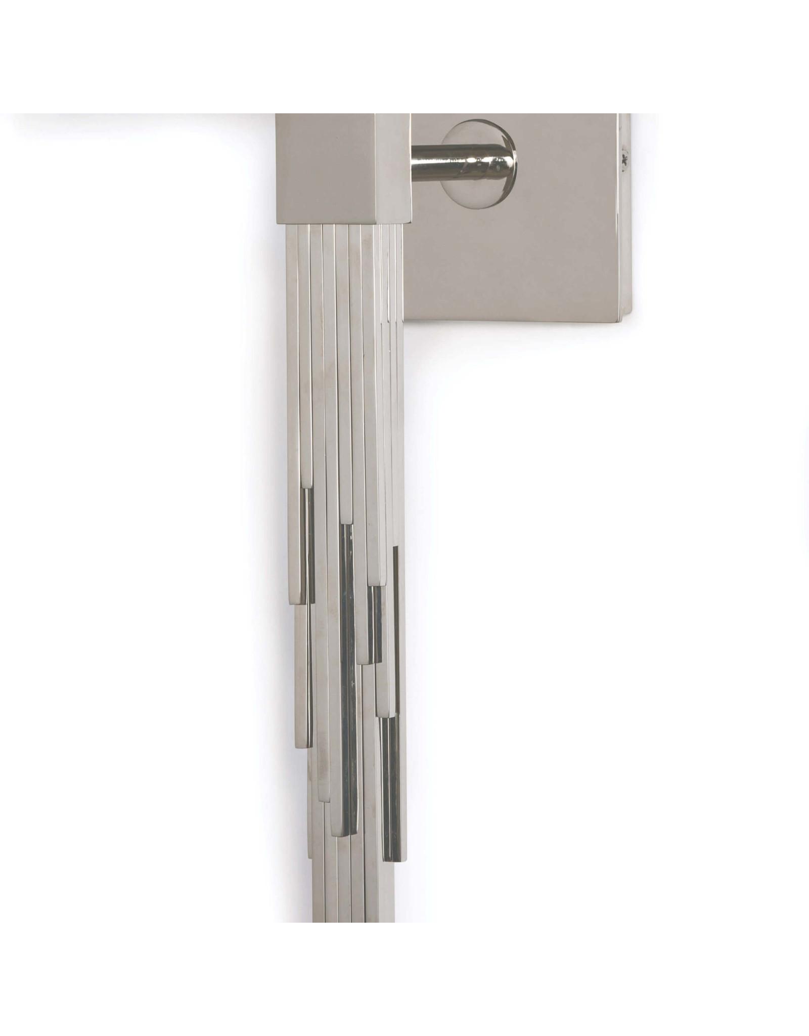 Regina Andrew Design Tower Sconce (Polished Nickel)