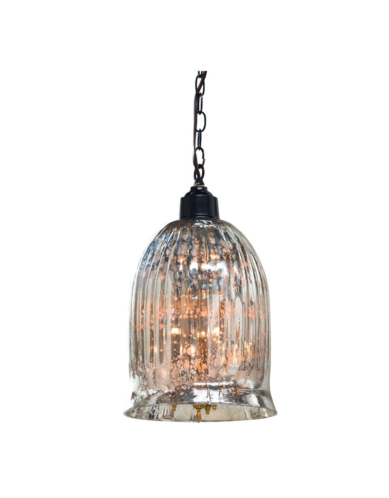 Regina Andrew Design Savannah Pendant (Antique Mercury)