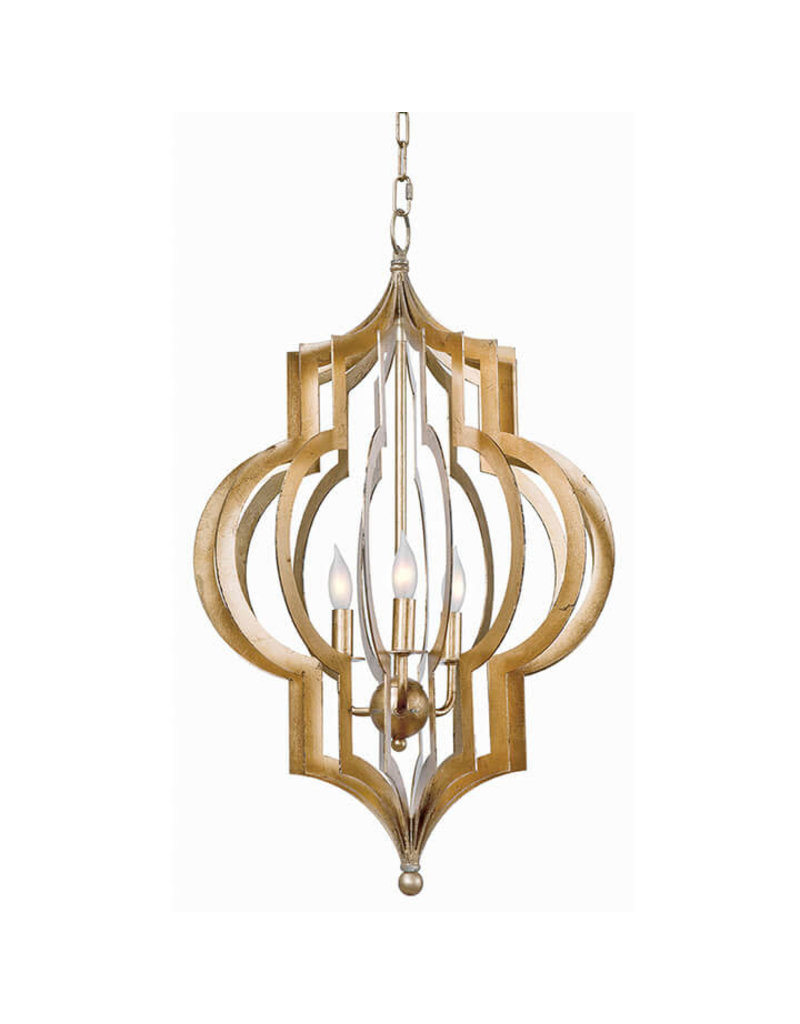 Regina Andrew Design Patternmakers Pendant Large (Gold)