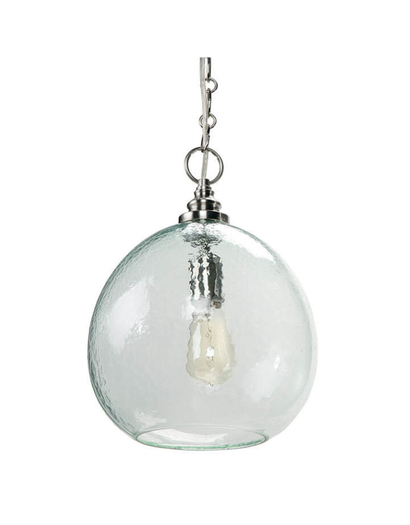 Regina Andrew Design Glass Float Pendant (Recycled Glass)