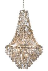 Regina Andrew Design Capri Abalone Shell Chandelier
