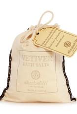 Elizabeth W Vetiver Bath Salts, Bag