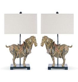Regina Andrew Design Dynasty Horse Table Lamp