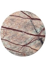 Be Home Forest Marble Round Board, Large