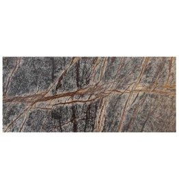 Be Home Forest Marble Rectangular Board, Large