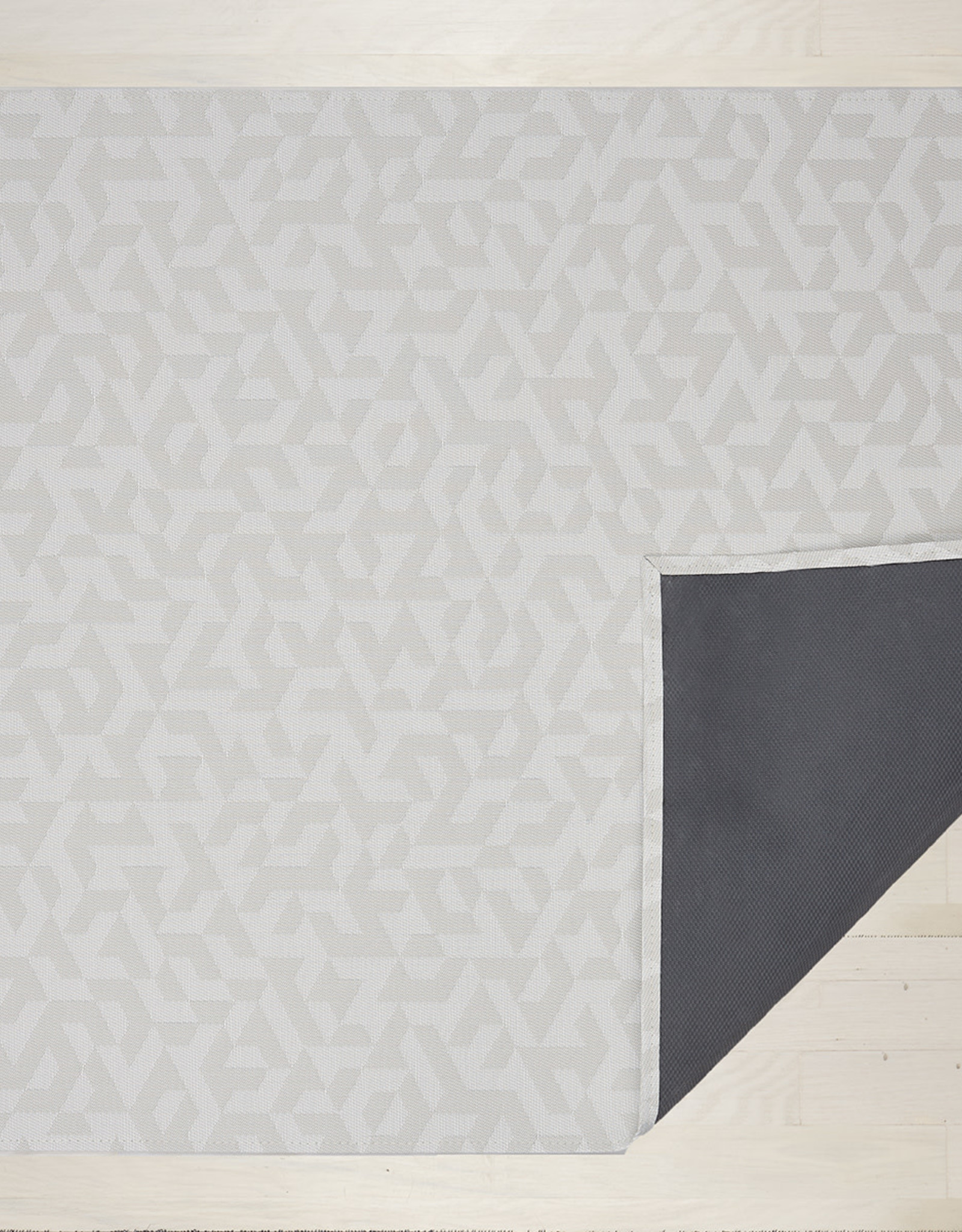 Chilewich Prism Floormat 72 x 106, NATURAL