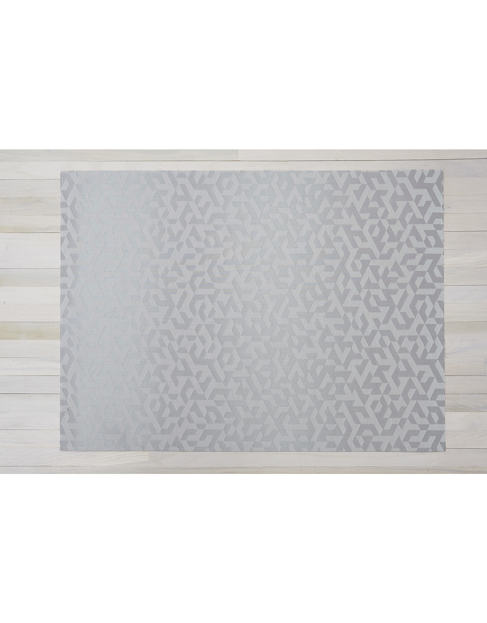 Prism Floormat 35X48, SILVER