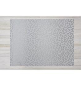 Chilewich Prism Floormat 26X72, SILVER