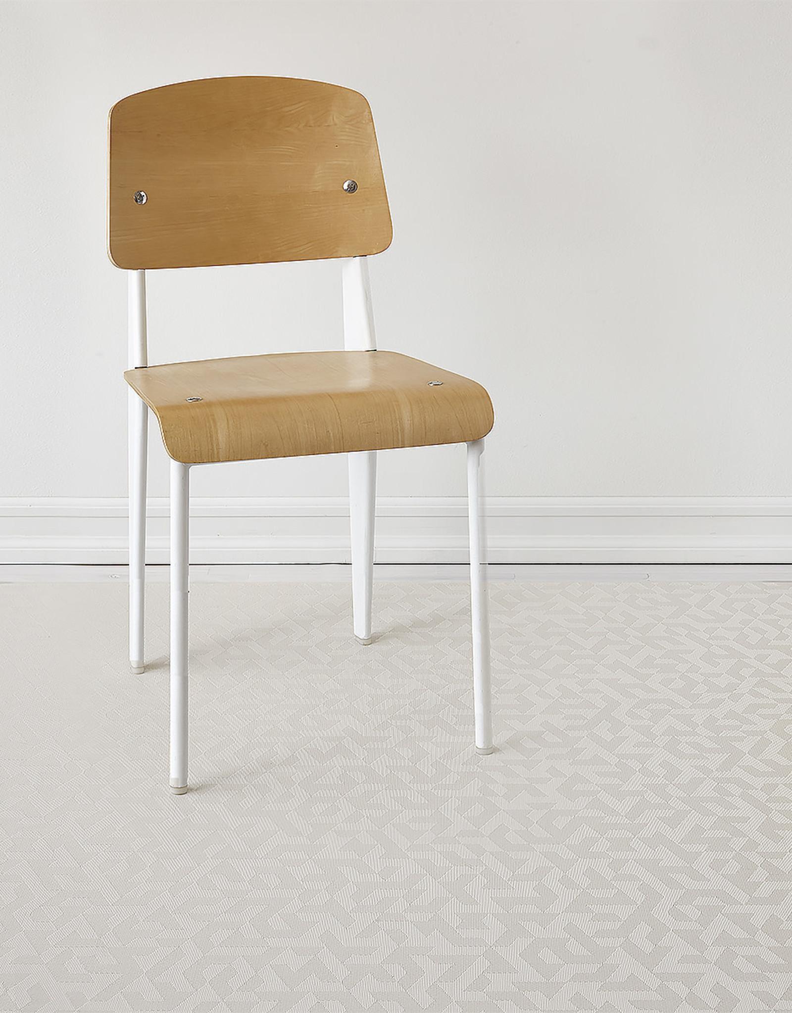 Chilewich Prism Floormat 23X36, NATURAL