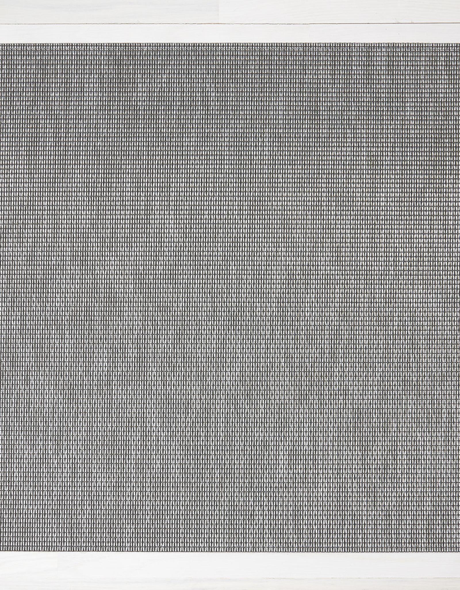 Chilewich Wabi Sabi Floormat 23 x 36, MICA