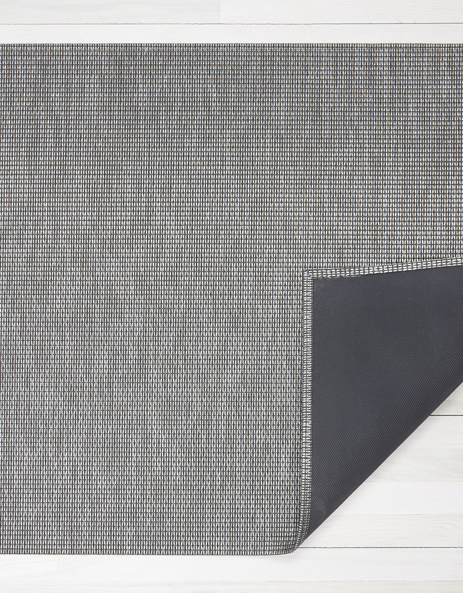 Chilewich Wabi Sabi Floormat 26 x 72, MICA