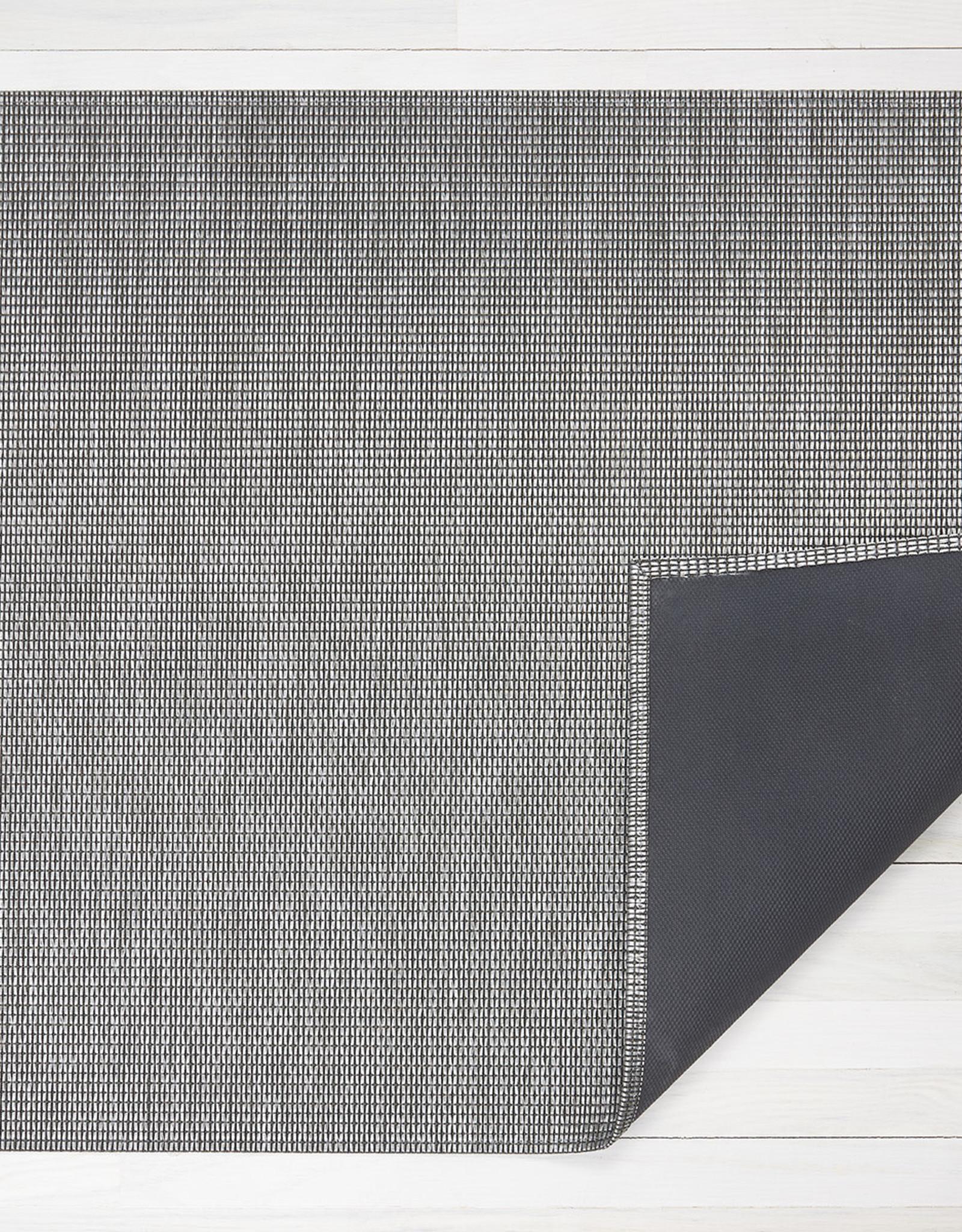 Chilewich Wabi Sabi Floormat 26X72, MICA