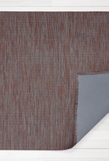 Chilewich Wabi Sabi Floormat 23X36, SIENNA