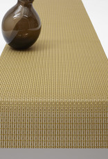 Chilewich Trellis Table Runner 14x72, GOLD