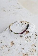 Verena Medium Bracelet - Tourmaline