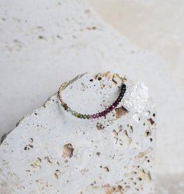 Verena Medium Bracelet - Tourmaline