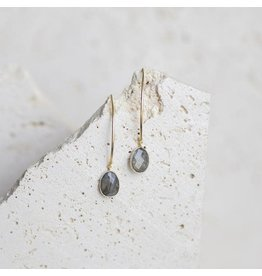 Collections by Joya Labradorite Stiletto Earrings