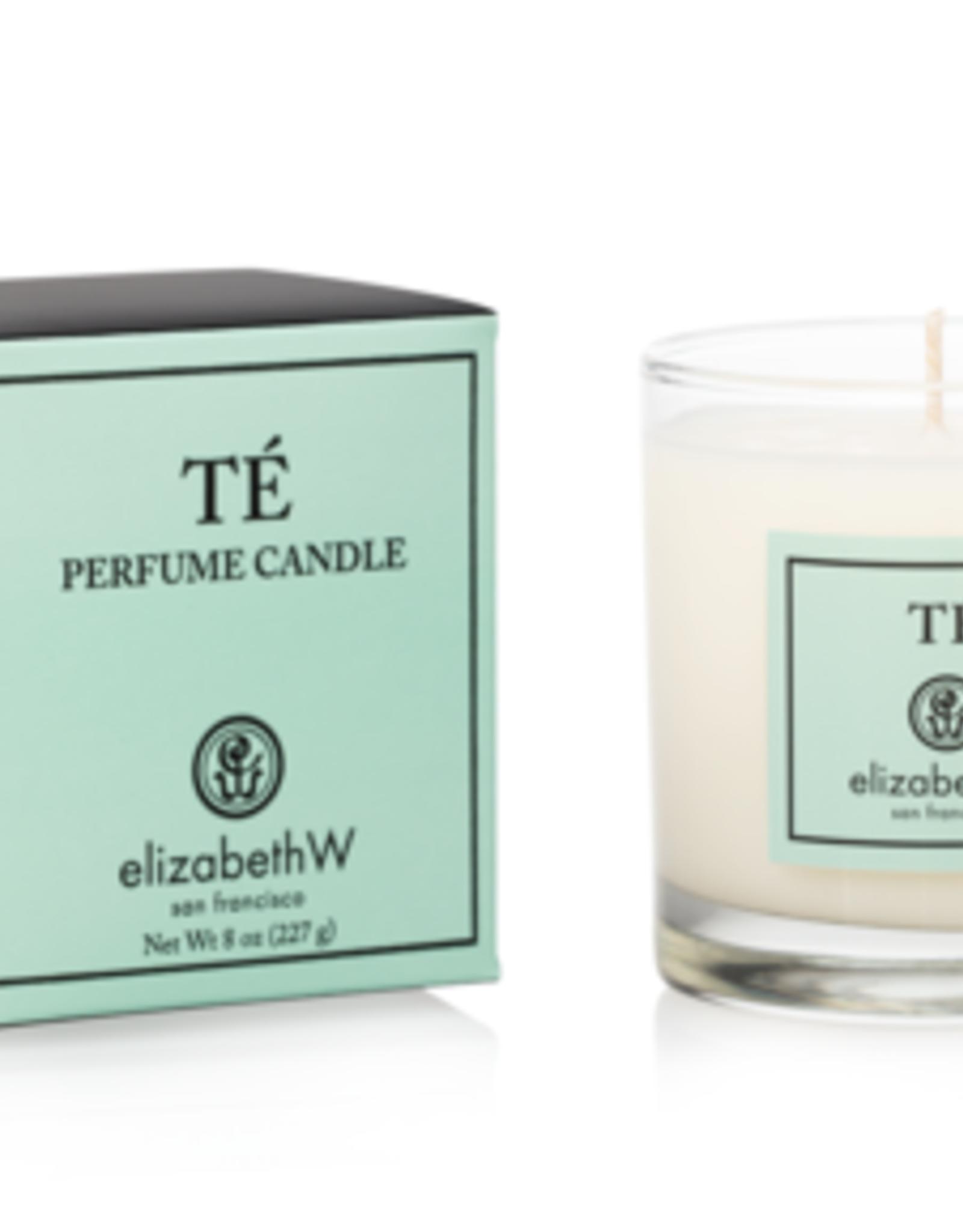 Elizabeth W Té Candle